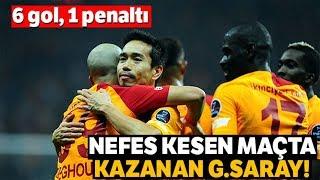 Galatasaray 4-2 Sivasspor | Aslan 'Ben de Varım' Dedi