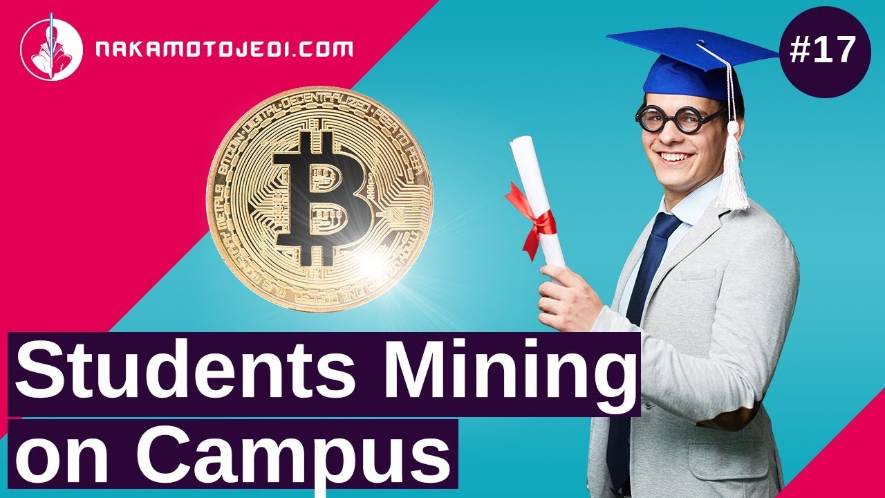 invest in BTC: Students mining Crypto - save money – latest Bitcoin news cryptocurrency