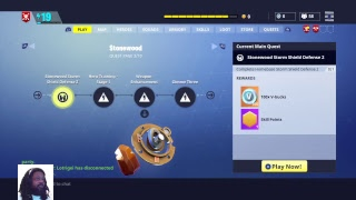 FORTNITE: 1ST TIME PLAYING!! LET'S GET TO IT!!!