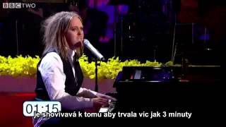 Tim Minchin - Three Minute Song (czech subtitles)