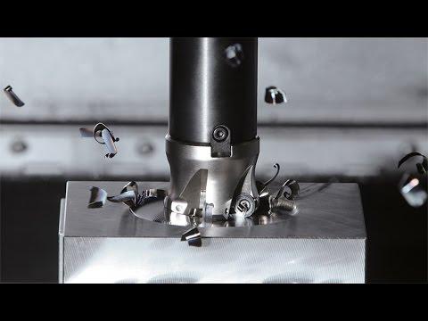 "RAD-6 ""MRX"" High Efficiency Radius Milling Cutter"