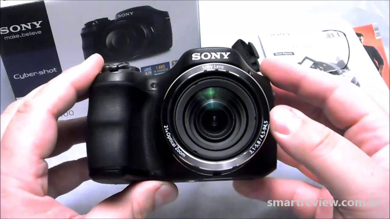 unboxing sony cyber shot dsc h100 youtube rh youtube com
