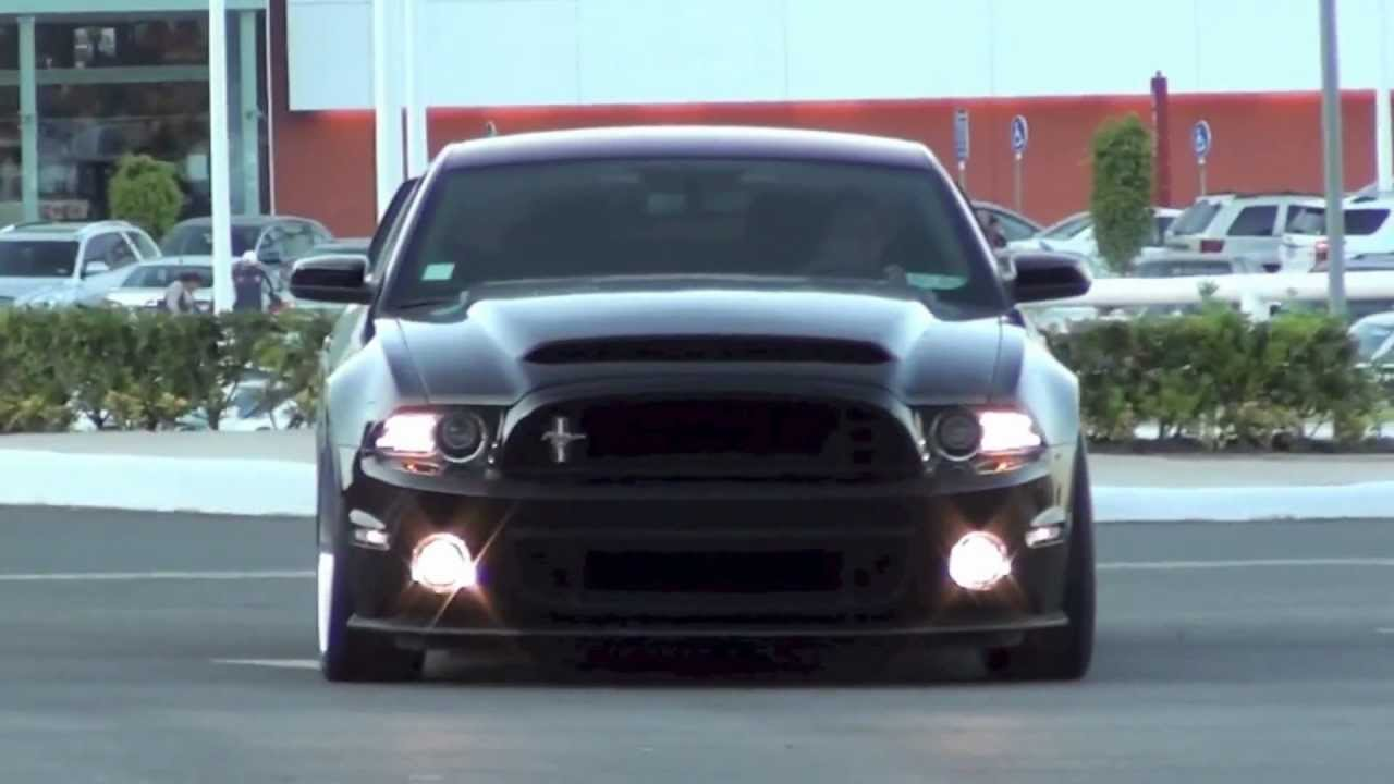 2011 Mustang Gt Borla S Type Exhaust Refreshed Youtube