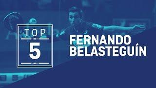 El Top 5 de Fernando Belasteguín en 2018