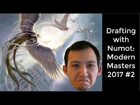 MTG | Drafting with Numot: Modern Masters 2017 #2