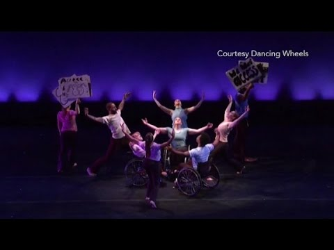 Wheelchair ballet