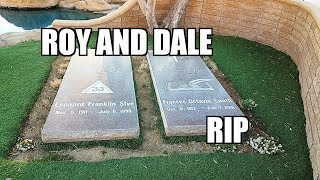 Roy Rogers and Dale Evans burial site