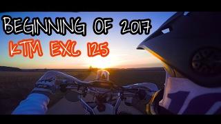 SUMMER FEELINGS   BEGINNING OF 2017   KTM EXC 125   Sumoduro