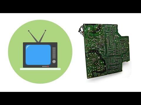 видео: Что можно взять из старого телевизора