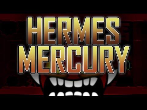 Hermes Mercury By IBlue And CX Random - Geometry Dash 2.1 Upcoming Extreme Demon