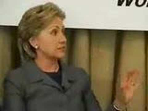 Hillary Clinton Hopes for Single Payer