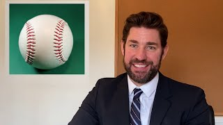 Baseball is Back: Some Good News with John Krasinski Ep. 3