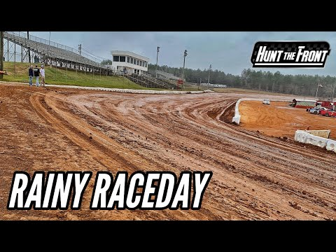 We returned to Cochran Motor Speedway with the Crate Late Model for the World Championships Finale Buy HTF Apparel: https://www.huntthefront.net/shop ... - dirt track racing video image