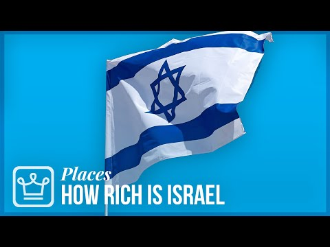 How Rich Is ISRAEL