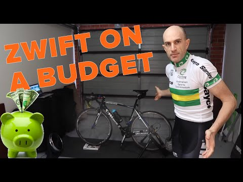 ZWIFT ON A BUDGET: Indoor Cycling Explained