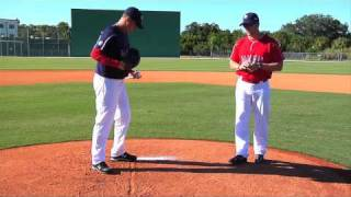 Corrective Video: PITCHING | STRIDE/LANDING/DIRECTION