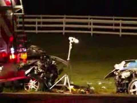 Raw Video Of A Multi Fatal Accident In Merrillville Indiana