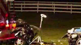 Repeat youtube video Raw Video Of A Multi Fatal Accident In Merrillville Indiana