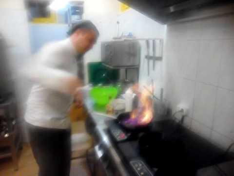 Рецепт Фламбе