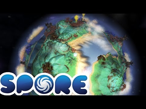 I'M GOING TO TAKE OVER THE GALAXY! - Spore #10