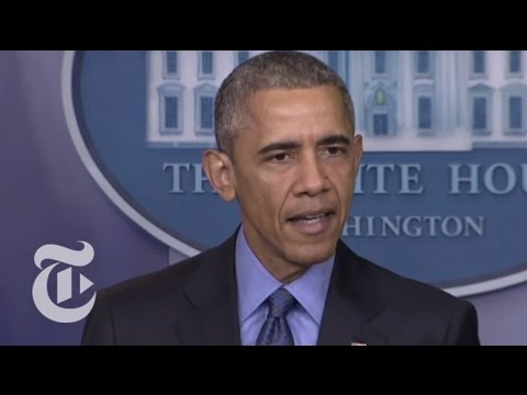 Obama on Gun Violence in America | The New York Times