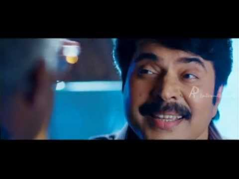 Mammukka - Superb Dialogue From King & Commissioner
