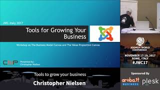 Tools to grow your business - Christopher Nielsen