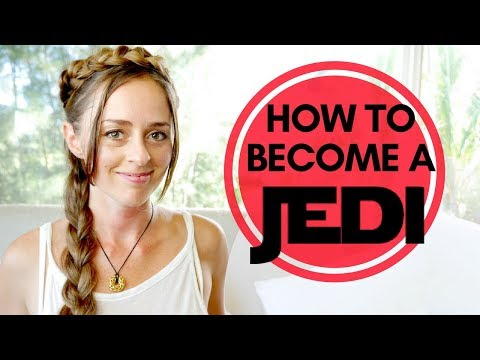HOW TO BECOME A JEDI | EARTH'S GALACTIC HISTORY | STAR WARS | BRIDGET NIELSEN