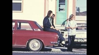 Royal Family Visits Yellowknife  1970