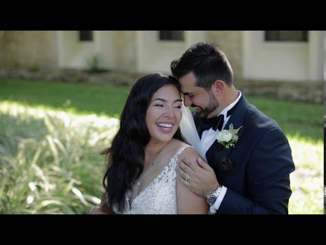 Alejandra + Eljan // Wedding Short Film // Largo, FL