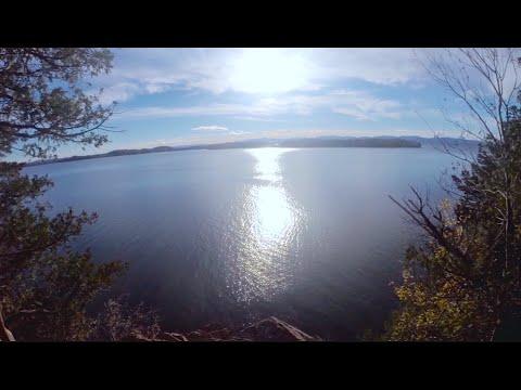 Red Rocks, South Burlington Vermont - HD