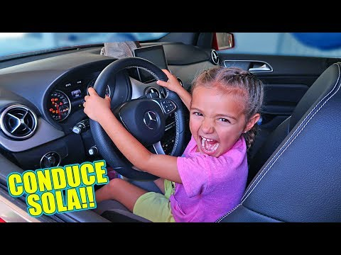 CLAUDIA CONDUCIENDO Mi COCHE!! 😱🚗  Itarte Vlogs