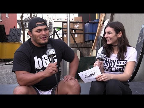 Interview with ''Mr. Athletic'' Jeff Cobb