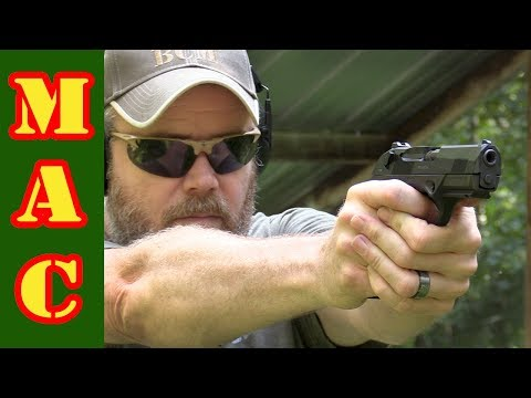 Beretta PX4 Storm - Getting it ready for the Gauntlet