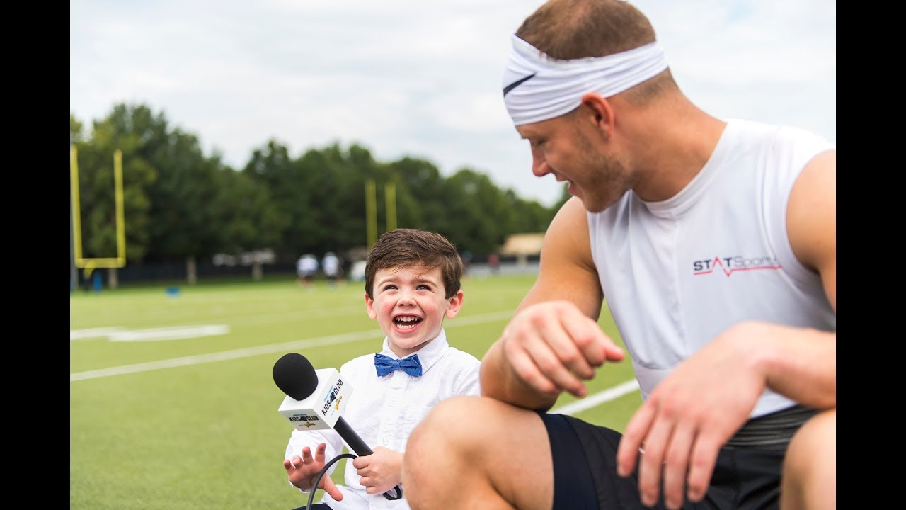 Panthers' Christian McCaffrey, 23, becomes youngest member of ...