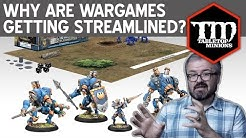 Why Are Wargames Getting Streamlined?