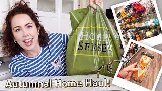 HOMESENSE AUTUMN HALLOWEEN HAUL 2019 | Decor For My New HOME!