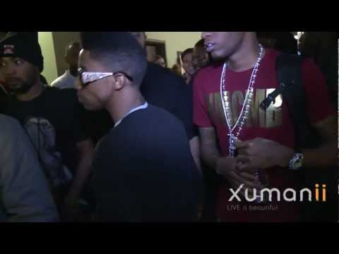 Lil Twist - Live in concert - Live streaming on xumanii.com April 1st 2012