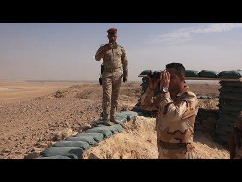 Iraq forces advance in 'last den' of IS group jihadists