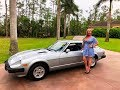 SOLD! 1980 Datsun 280ZX 2+2 GL,, a true survivor, for sale by Autohaus of Naples 239-263-8500