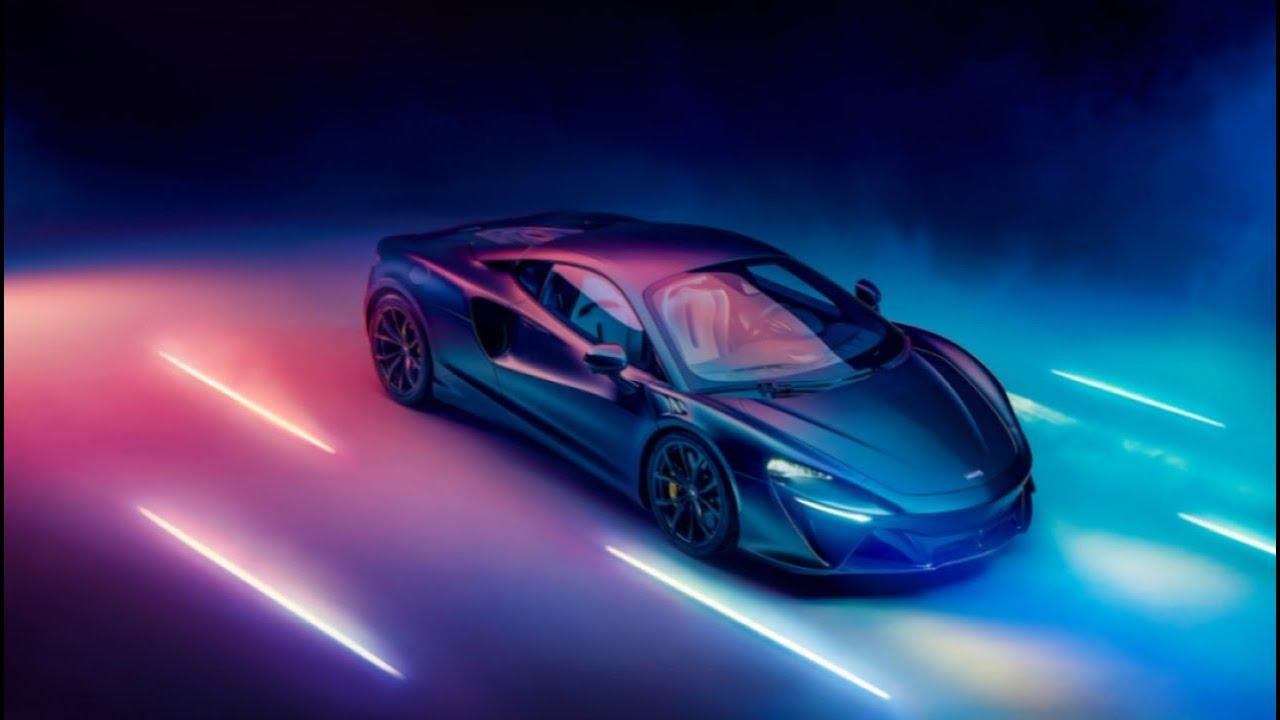 Artura: The Supercar, Electrified.