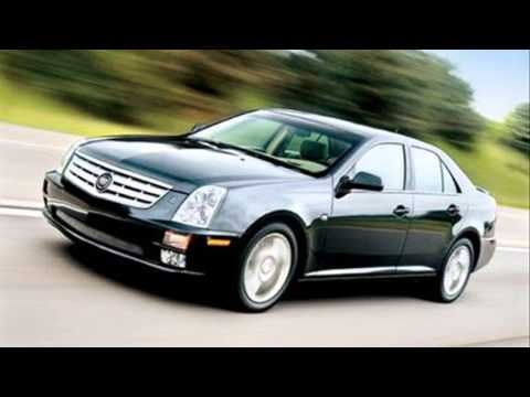 2004 cadillac sts - YouTube