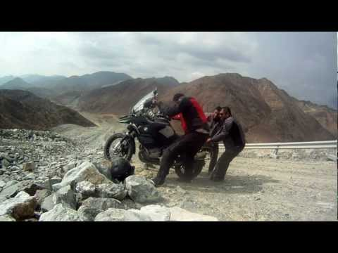 BMW R1200GS Adventure + KTM 990 Adventure Off-road