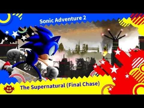 Sonic Soundtrack Mix - Sonic 3 to Generations