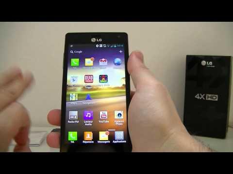 Test du LG Optimus 4X HD (P880) | par Top-For-Phone.fr