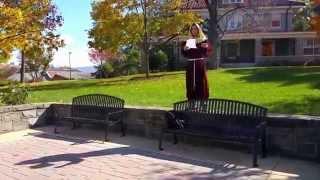 Heimskr visits James Madison University