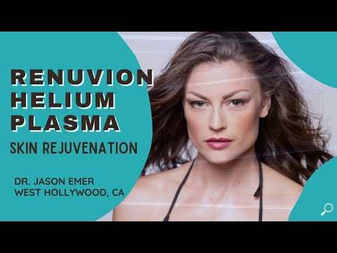 INSIDER Beauty / J Plasma Helium Resurfacing / Non-Surgical Facelift / Beverly Hills Skin Tightening