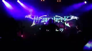 Dragonforce - The Edge of the World 2017.11.12 Moscow Volta club
