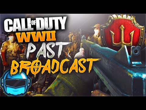 PAST BROADCAST: CALL OF DUTY WWII PRESTIGE GRIND! (COD: WW2 Multiplayer Gameplay)