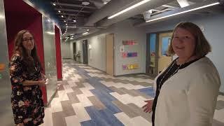 UCS Spring Center Building Tour // August 2021
